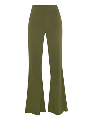 GALVAN LONDON High Waist Chic Oliv
