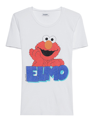 LAUREN MOSHI Croft Vintage Elmo Red