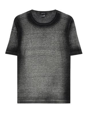 AVANT TOI Linen Blend Knit Black