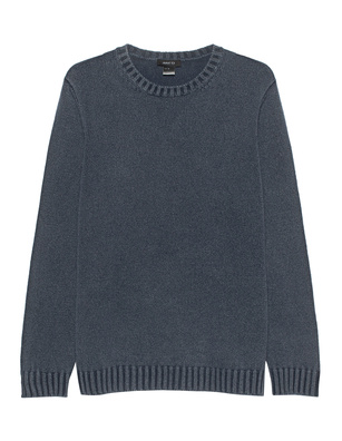 AVANT TOI Knit Crew Blue