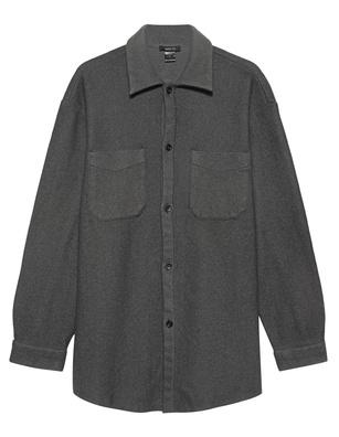 AVANT TOI Button Grey
