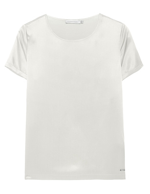 THE MERCER N.Y. Basic Shirt Ivory