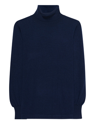 THE MERCER N.Y. Turtle Cashmere Navy