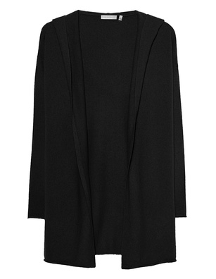THE MERCER N.Y. Cashmere Cape Black