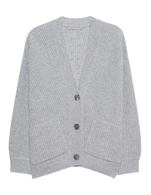 THE MERCER N.Y. Cosy Cashmere Light Grey