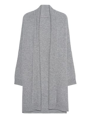 THE MERCER N.Y. Cardigan Cashmere Lightgrey