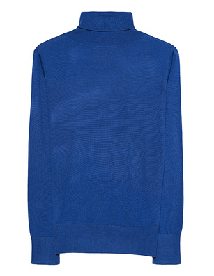 (THE MERCER) N.Y. Turtle Neck Sapphire Blue
