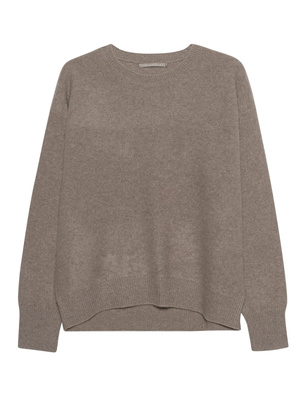 (THE MERCER) N.Y. Cashmere Taupe Melange