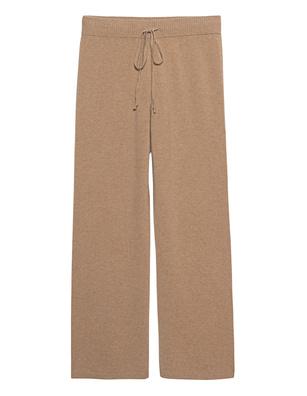 (THE MERCER) N.Y. Cashmere Wide Leg Camel