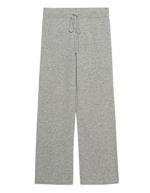 (THE MERCER) N.Y. Cashmere Wide Leg Grey