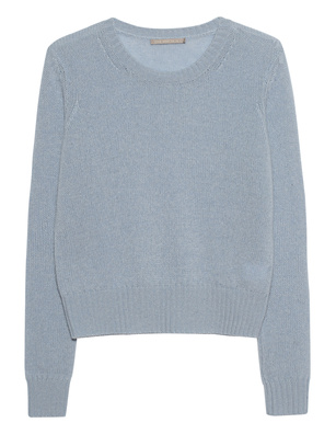 (THE MERCER) N.Y. Cropped Light Blue