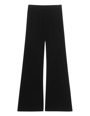 (THE MERCER) N.Y. Cashmere Wide Leg Black