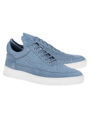 Filling Pieces Low Top Ripple Blue