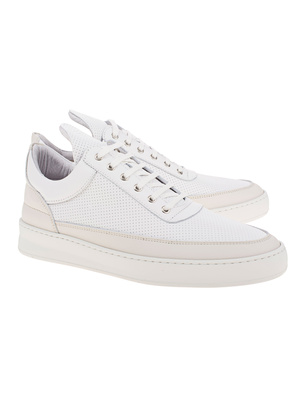Filling Pieces Space Perforated White