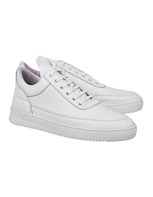 Filling Pieces Low Top Ripple White
