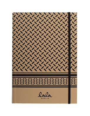 LALA BERLIN Notebook Nella Black