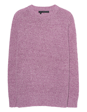 360 SWEATER Oversize Mag Pink