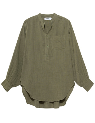 NOTSHY Oversize Double Gaze Cotton Green