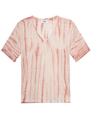 NOTSHY Linen Tie Dye Blush