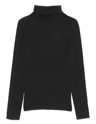 360 Cashmere 360 Sweater x Rocky Barnes Black