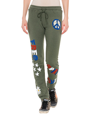 LAUREN MOSHI Tiki Vintage Wonder Woman Green