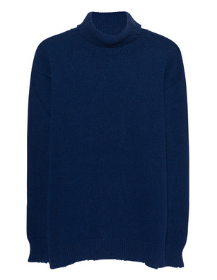 AVANT TOI Basic Turtleneck Blue