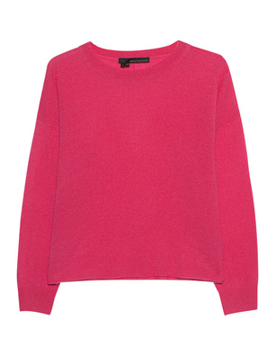 360 CASHMERE Lynne Hibiscous Pink