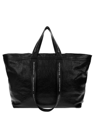 BALENCIAGA Weekend Black