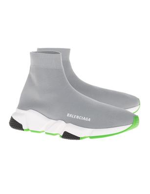 BALENCIAGA Speed LT Green Grey