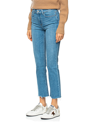 PAIGE Cindy Raw Music Distressed Blue