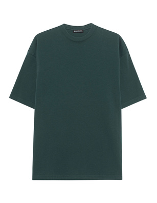 BALENCIAGA  Logo Back Green