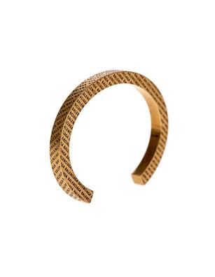 BALENCIAGA Precious Logo Gold