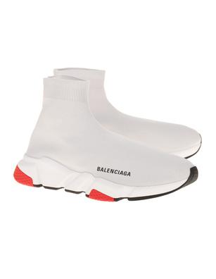 BALENCIAGA Speed LT Red Grey