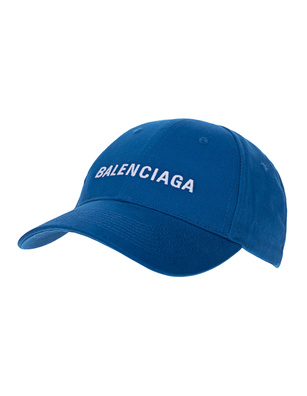 BALENCIAGA  Baseball Cap Royal Blue