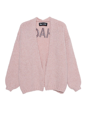 PAUL X CLAIRE Oversize Open Stitching Pink