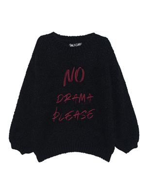 PAUL X CLAIRE No Drama Please Black