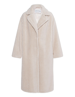 STAND STUDIO Oversize Teddy Maria Off-White