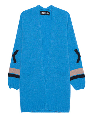 PAUL X CLAIRE Cardigan Bright Blue