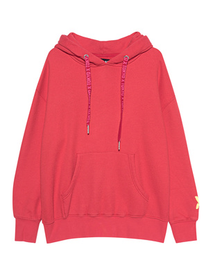 PAUL X CLAIRE X Hoodie Fiery Red
