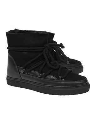 INUIKII Leather Classic Black