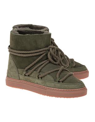 INUIKII Leather Classic Dark Green