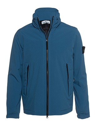 STONE ISLAND Soft Shell Insulation Blue