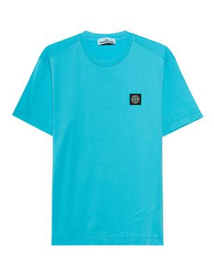 STONE ISLAND Small Logo Turquoise