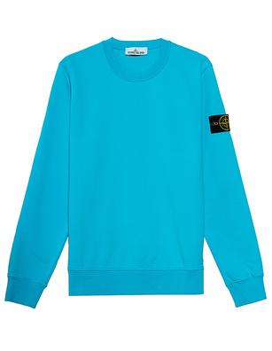 STONE ISLAND Logo Patch Turquoise