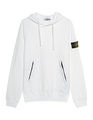 STONE ISLAND Dyed Logo Patch White