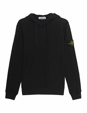 STONE ISLAND Logo Patch Black
