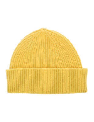 LE BONNET Beanie Unisex Yellow