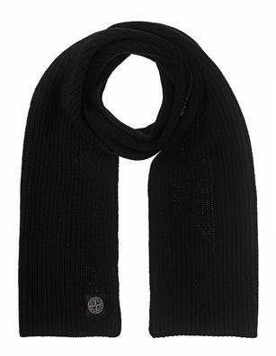STONE ISLAND Wool Classic Black