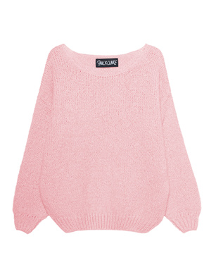 PAUL X CLAIRE Oversize Chunky Pink
