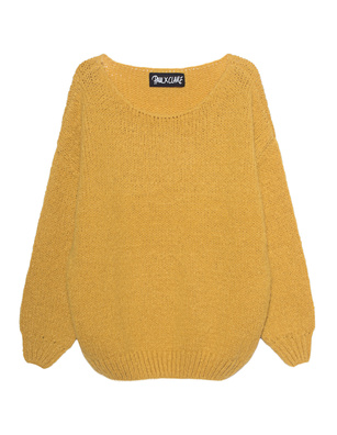 PAUL X CLAIRE Oversize Chunky Yellow